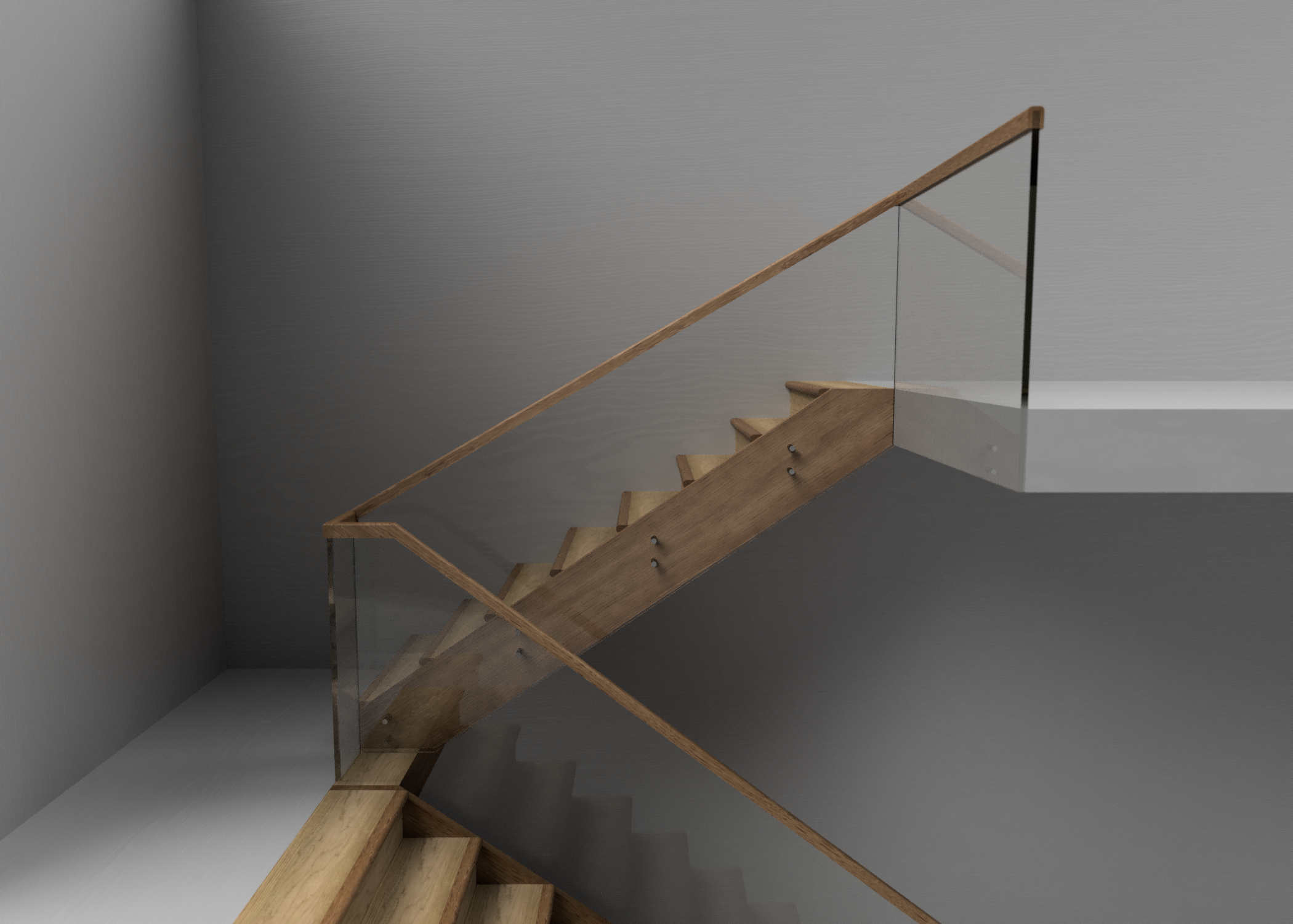 Bespoke Staircases Carlisle Cumbria by Cubby Joinery