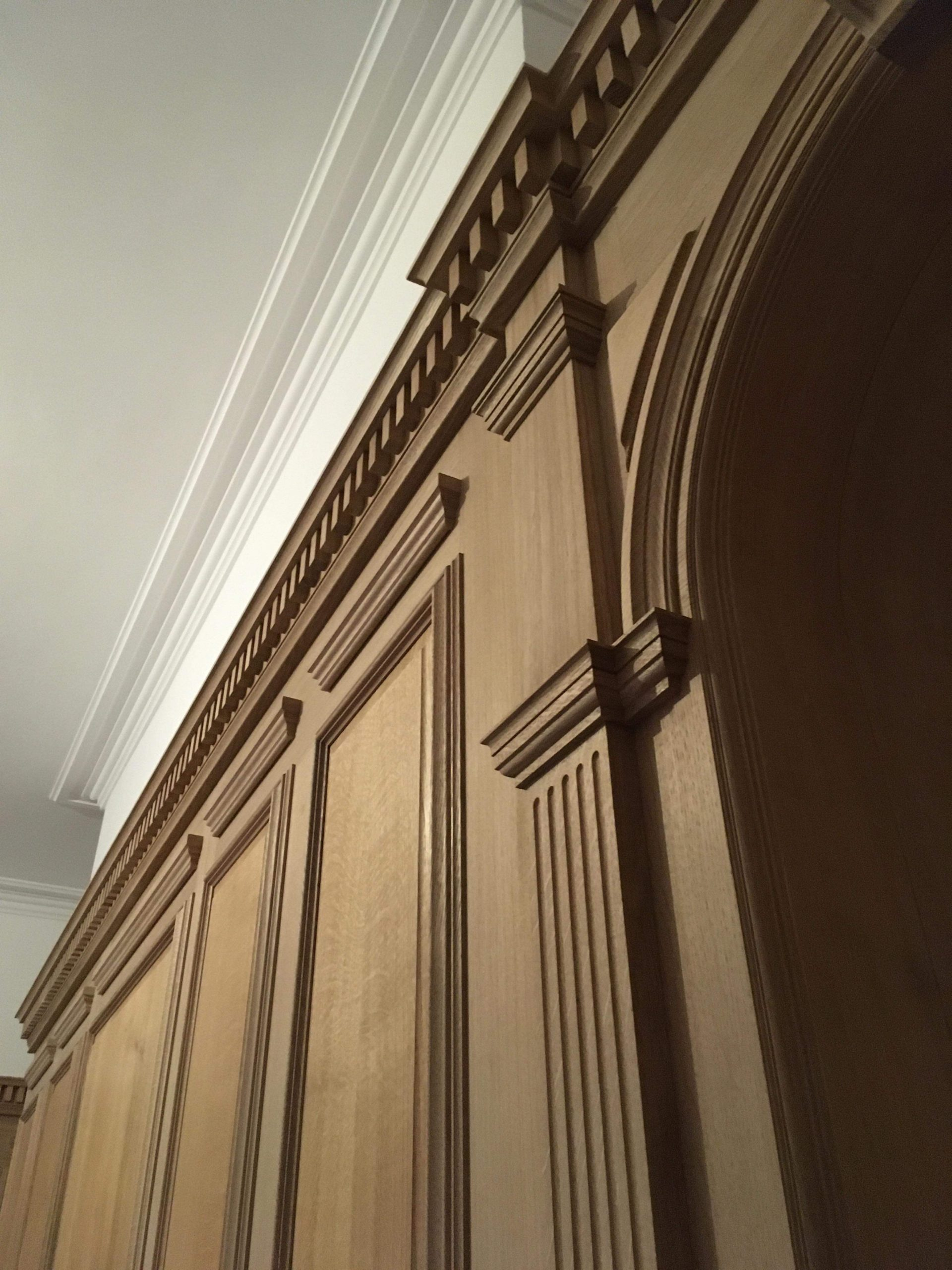 Architectural Panelling Cubby Joinery Lake District